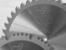 Blind Cutting Circular Saw Blade 205mm x 80T LRLRS