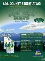 Ada Co, ID Atlas - Wide World Maps & MORE! - Office Product - Big Sky Maps - Wide World Maps & MORE!