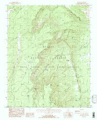 Dog Point, AZ 7.5'×7.5' PE 1988 [Map] [Jan 01, 2017] United States Geological Survey - Wide World Maps & MORE! - Map - Wide World Maps & MORE! - Wide World Maps & MORE!