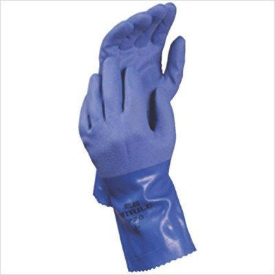us topo - Atlas Glove C720L Nitrile Pro, Blue, Large - Wide World Maps & MORE! - Lawn & Patio - Atlas - Wide World Maps & MORE!