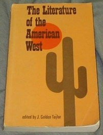 The Literature of the American West