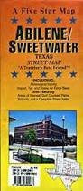 us topo - Abilene/Sweetwater, TX - Wide World Maps & MORE! - Book - Wide World Maps & MORE! - Wide World Maps & MORE!