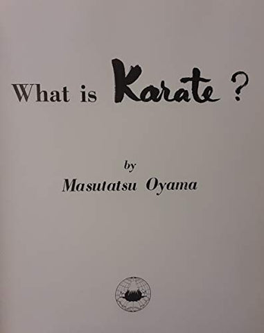 What is Karate?