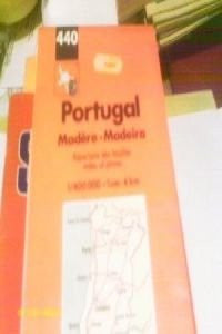 Michelin Map Portugal (Michelin Maps) (English, French, Portuguese and Spanish Edition)