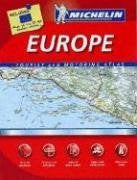 Michelin Europe Tourist and Motoring Atlas (Michelin Road Atlas Europe)