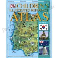 Childern's Illustrated Reference Atlas - Wide World Maps & MORE! - Book - Wide World Maps & MORE! - Wide World Maps & MORE!