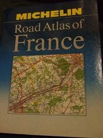 us topo - Michelin Road Atlas of France - Wide World Maps & MORE! - Book - Wide World Maps & MORE! - Wide World Maps & MORE!