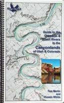 RiverMaps Guide to the Colorado & Green Rivers in the Canyonlands of Utah & Colorado