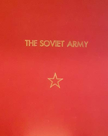 Handbook On The Soviet Army Department Of The Army Pamphlet No. 30-50-1