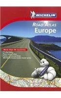 Road Atlas Europe