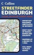 us topo - Edinburgh Streetfinder Colour Map (Streetfinder) - Wide World Maps & MORE! - Book - Collins - Wide World Maps & MORE!