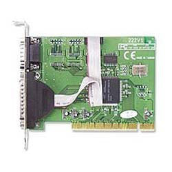 PCI 2-serial Card, Ioflex-2cs