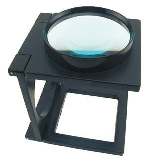 "us topo - 2 "" Folding Magnifier - Wide World Maps & MORE! - Home Improvement - PJ Tool & Supply - Wide World Maps & MORE!"