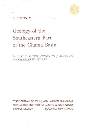 Geology of the southeastern part of the Chama Basin, - Wide World Maps & MORE! - Book - Wide World Maps & MORE! - Wide World Maps & MORE!