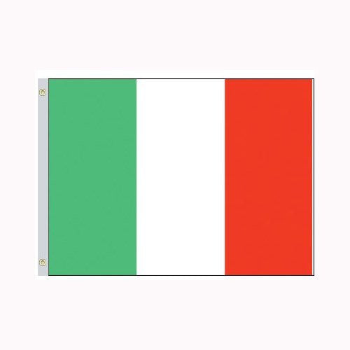 Valley Forge Flag 3-Foot by 5-Foot Nylon Italy Flag
