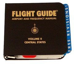 Flight Guide - Airport and Frequency Manual, Central