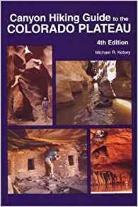 Canyon Hiking: Guide to the Colorado Plateau [Used -- Good Condition] - Wide World Maps & MORE! - Book - Kelsey Publishing - Wide World Maps & MORE!