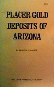 us topo - Placer Gold Deposits of Arizona - Wide World Maps & MORE! - Book - Wide World Maps & MORE! - Wide World Maps & MORE!