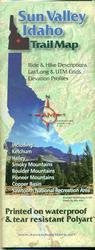 Sun Valley Idaho Trail Map