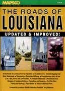 The Roads of Louisiana 2nd Edition - Wide World Maps & MORE! - Book - MAPSCO - Wide World Maps & MORE!