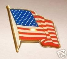 United States of America Flag Lapel 5-Count Set