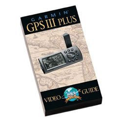 Video, GPSIII Plus Training - Wide World Maps & MORE! - GPS or Navigation System - Garmin - Wide World Maps & MORE!