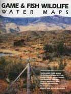 Game & Fish Wildlife - Water Catchment Map Book - Wide World Maps & MORE! - Book - Wide World Maps & MORE! - Wide World Maps & MORE!