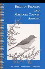 us topo - Birds of Phoenix and Maricopa County Arizona - Wide World Maps & MORE! - Book - Brand: Maricopa Audubon Society - Wide World Maps & MORE!
