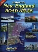 New England Road Atlas - Wide World Maps & MORE! - Map - Jimapco - Wide World Maps & MORE!