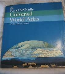 Rand McNally universal world atlas