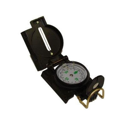 Military Style Lensatic Marching Compass