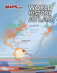 us topo - World History Atlas - Wide World Maps & MORE! - Book - Wide World Maps & MORE! - Wide World Maps & MORE!