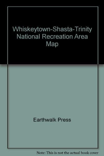 us topo - Whiskeytown/Shasta/ Trinity, CA - Wide World Maps & MORE! - Book - Earthwalk Press - Wide World Maps & MORE!