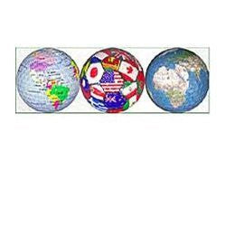 International Golf Ball Set - Wide World Maps & MORE! - Sports - N.Y.C. - Wide World Maps & MORE!