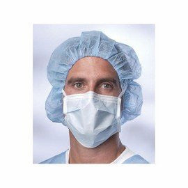 Blue Surgical Face Mask w/ Ties (case of 300)