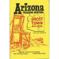 us topo - Arizona Treasure Hunters Ghost Town Guide (Historical and Old West) - Wide World Maps & MORE! - Book - Brand: Nevada Pubns - Wide World Maps & MORE!