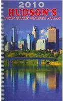 Hudson's 2010 Twin City Street Atlas (Hudson's Twin Cities Street Atlas)