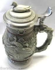 Avon Ducks of American Wilderness Stein