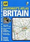 us topo - AA Britain Motorist's Atlas - Wide World Maps & MORE! - Book - Aa Publishing - Wide World Maps & MORE!