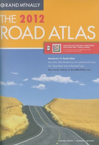 Rand McNally Road Atlas: United States, Canada, Mexico (Rand Mcnally Road Atlas United States/ Canada/Mexico (Vinyl Covered Edition))