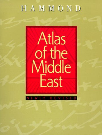 Hammond Atlas of the Middle East