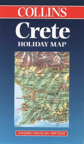us topo - Crete (Collins Holiday Maps) - Wide World Maps & MORE! - Book - Wide World Maps & MORE! - Wide World Maps & MORE!