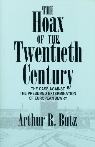 us topo - The Hoax of the Twentieth Century: The Case Against the Presumed Extermination of European Jewry - Wide World Maps & MORE! - Book - Brand: Noontide Pr - Wide World Maps & MORE!