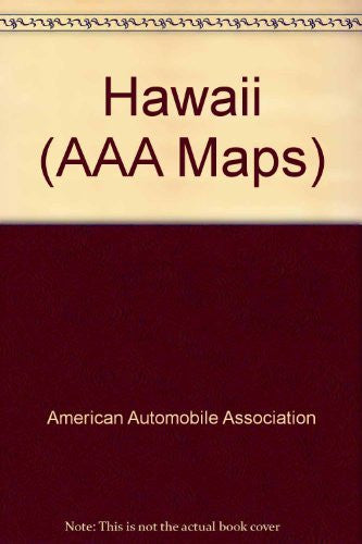 Hawaii (AAA Maps) - Wide World Maps & MORE! - Book - Wide World Maps & MORE! - Wide World Maps & MORE!