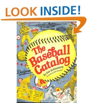 The Baseball Catalog - Wide World Maps & MORE! - Book - Brand: Jonathan David Publishers, Incorporated - Wide World Maps & MORE!