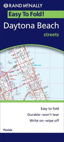 us topo - Rand McNally Easyfinder Daytona Beach: Local: Florida - Wide World Maps & MORE! - Book - Wide World Maps & MORE! - Wide World Maps & MORE!