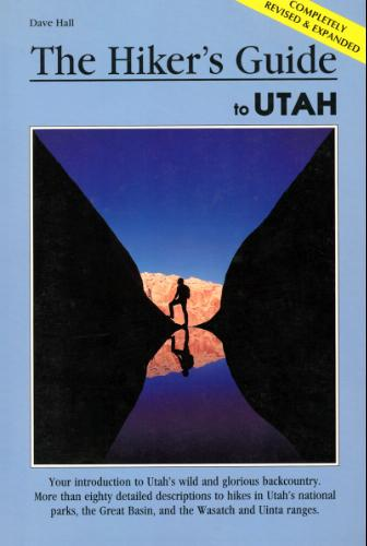 The Hiker's Guide to Utah, Revised - Wide World Maps & MORE! - Book - Brand: Falcon Pr Pub Co - Wide World Maps & MORE!