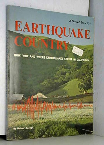 A SUNSET BOOK EARTHQUAKE COUNTRY