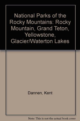 us topo - National Parks of the Rocky Mountains - Wide World Maps & MORE! - Book - Wide World Maps & MORE! - Wide World Maps & MORE!