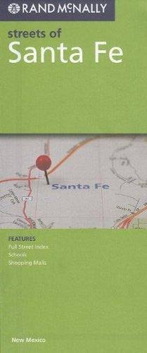 us topo - Streets of Santa Fe - Wide World Maps & MORE! - Book - Wide World Maps & MORE! - Wide World Maps & MORE!
